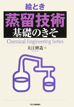 絵とき「蒸留技術」基礎のきそ (Chemical Engineering Series)