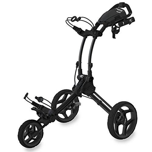 Rovic Chariot de Golf Clicgear Rv1C, Gris Anthracite/Vert...