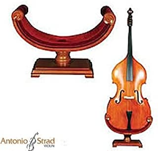 Best double bass stand wood Reviews