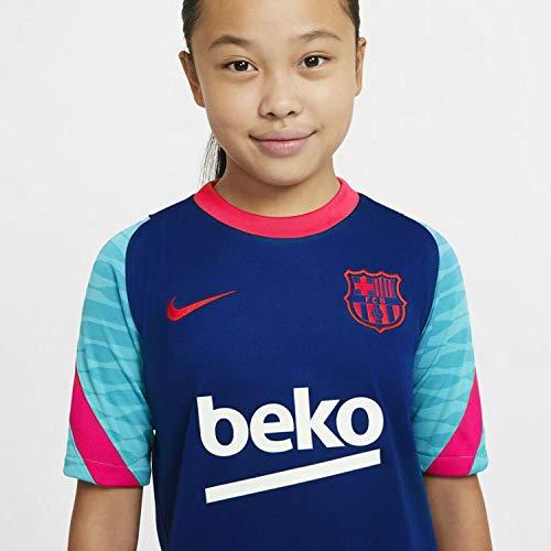 Nike FC Barcelona Strike - Camiseta infantil