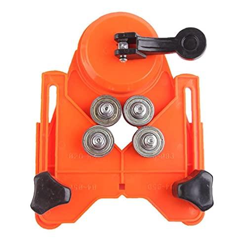Baldosas de cerámica agujero localizador Taladro Bit agujero consideró Guía plantilla del accesorio de succión al vacío Base para Wall piso Herramientas de medición de herramientas de hardware