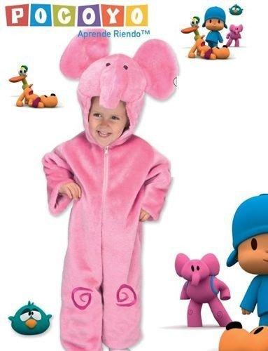 Disfraz de Elly Talla 3-5 años: Amazon.es: Juguetes y juegos