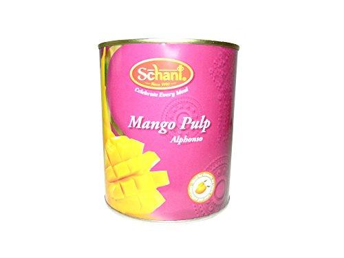 Schani Alphonso Mango Pulp 850g