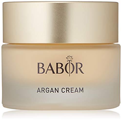 BABOR CLASSICS Argan Cream, reichhaltige 24h Intensiv-Pflege mit Arganöl, zur intensiven Lipid- und...