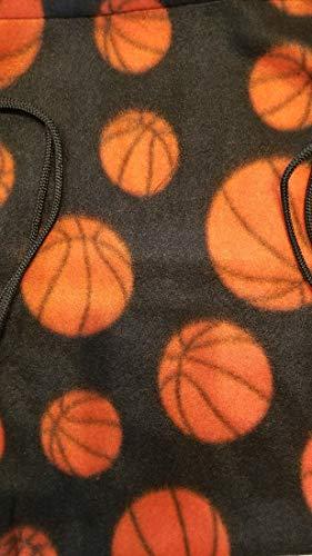 For Sale! Basketball Sling Pack Bag Fleece Black