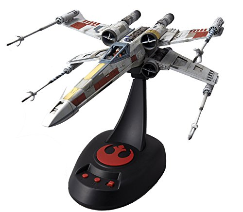 Bandai Star Wars X-Wing Starfighter Moving Edition 1/48 Scale Plastic Kit Modelo