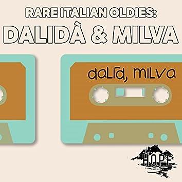 Rare Italian Oldies: Dalidà & Milva