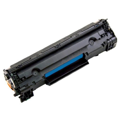 2inkjet 125 Compatible Toner Cartridge Fits Canon 125 (3484B001AA) ImageClass LBP6000, LBP6030w, ImageClass MF3010 (1 Pack Black) Photo #1