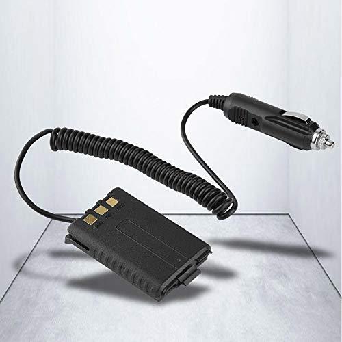 Surebuy Adaptador de Cargador de Coche Cargador de Coche 12-14,4 V, Ideal para el hogar y los Viajes