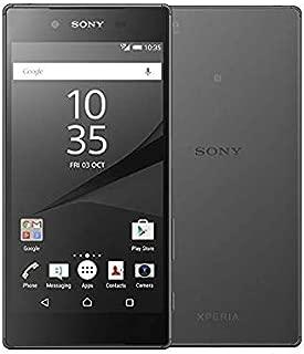 Sony Xperia Z5-32GB, 4G LTE, Black
