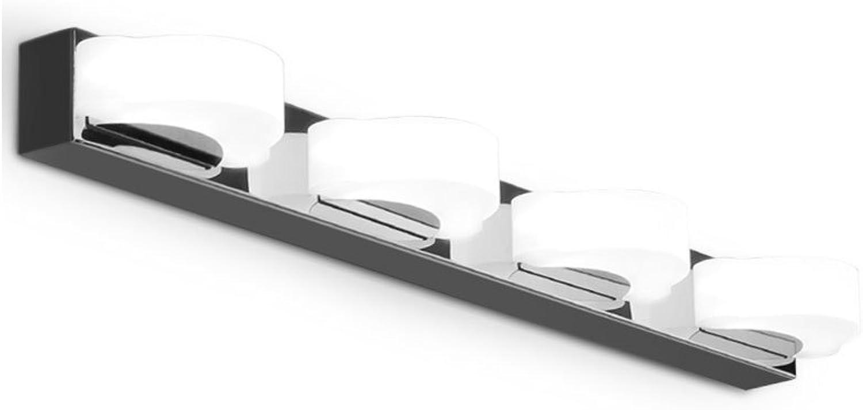 GCX-Wandleuchte Anti-Fog-Spiegel Lampe LED Badezimmer Gang Wand Lampe modernen minimalistischen Persnlichkeit Spiegelschrank Lampen (Farbe   Warmes licht, gre   48cm)