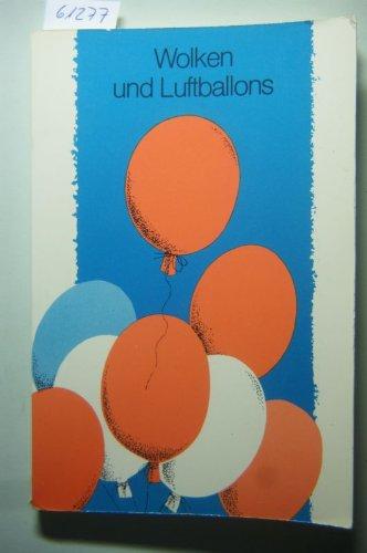 Wolken und Luftballons.