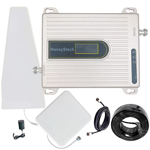4G 3G 2G 900 1800 2100 mhz 3-banda LTE WCDMA GSM Amplificatore del segnale del telefono cellulare banda 8/3/1 (900 1800 2100mhz)