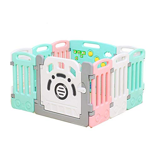 Best Buy! Z-SEAT Household Baby Playpen, Child Guard Fence Safety Play Yard for Indoor and Outdoor