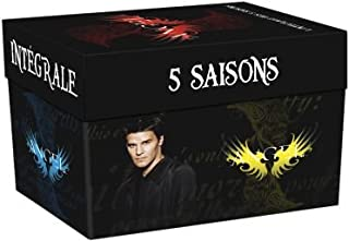 Angel-L'intégrale des 5 Saisons-Coffret 30 DVD [Édition Limitée] (B002CXG6O2) | Amazon price tracker / tracking, Amazon price history charts, Amazon price watches, Amazon price drop alerts