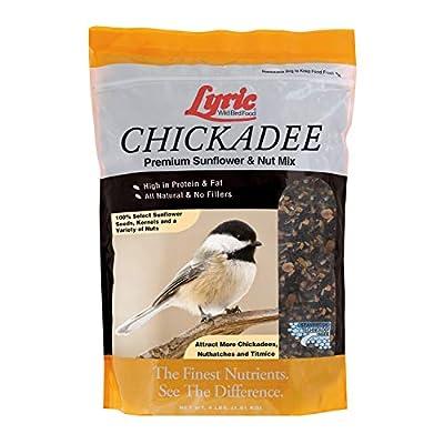 Lyric Chickadee Wild Bird Mix