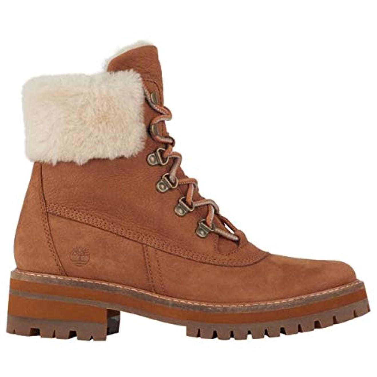 機知に富んだ病弱独占[ティンバーランド] Courmayeur 6 Shearling Boots レディース ブーツ [並行輸入品]