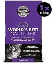 World's Best Cat Litter Scented Formula (Purple Bag), 6350 GR