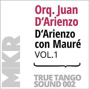D'Arienzo con Mauré, Vol. 1