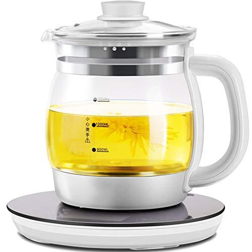 MOOLUNS Hervidor de Agua eléctrico 1200W, Cocina del hogar, 1.8L Totalmente automático...