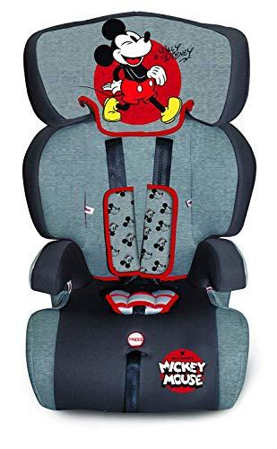 Auto KINDERSITZ Disney NEW MICKEY 90. JAHRESTAG Gruppe I/II/III > 9-36kg > ECE R44/04