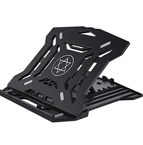 MYMAO 01Laptop standaard, draagbare opvouwbare lift radiator basis Leesstandaard Lazy desktop beugel, kan worden geplaatst 17 inch - 360 ° rotatie