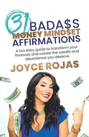 31 Badass Money Mindset Affirmations