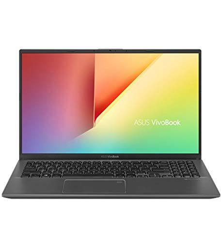 ASUS VivoBook 15.6Inch FHD (1920x1080) Laptop PC, AMD Ryzen 3 3200U Processor, 8GB DDR4, 256GB SSD, Backlit Keyboard, Fingerprint Sensor, Asus SonicMaster Audio, Bluetooth, Webcam, HDMI, Windows 10