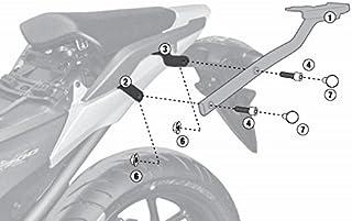 Preisvergleich für Givi 1111FZ Monorack Arme für Topcase Montage Schwarz 40 preisvergleich