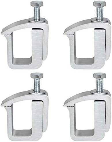 Top 10 Best clamps for truck topper Reviews
