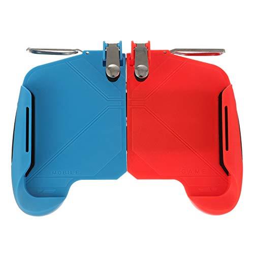 Hemobllo Tabletas, teléfono móvil y mando de juego sensible, disparador para gamepad con juego Joystic, teléfono, accesorios para el juego, para el fornite/cuchillo out/reglas de supervivencia