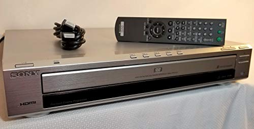 Best Review Of Sony DVP-NC800H/S HDMI/SACD/CD Progressive Scan 5-Disc DVD Changer, Silver