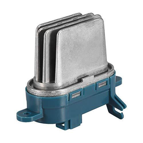 KIMISS Résistance de Soufflante ventilateur D'air de voiture,Contrôleur de Vitesse Résistance du ventilateur pour Q7 Seat Alhambra Transporteur/Amarok/Touareg, 7L0907521B