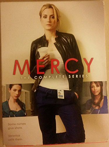 Great Features Of Mercy: The Complete Series