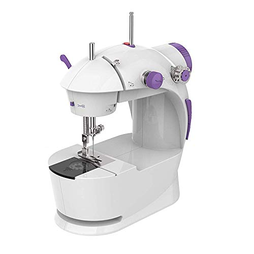 Noblik Sewing Machine, Upgraded Version Portable -Car Home Sewing Machine Us Plug