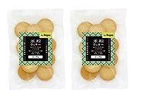 オーサワジャパン 米粉クッキー(メープル) 60g×2袋