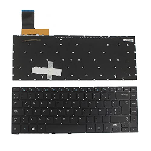 New Laptop LA Keyboard for Samsung NP530U4E NP540U4E Keyboard Latin Teclado Backlight