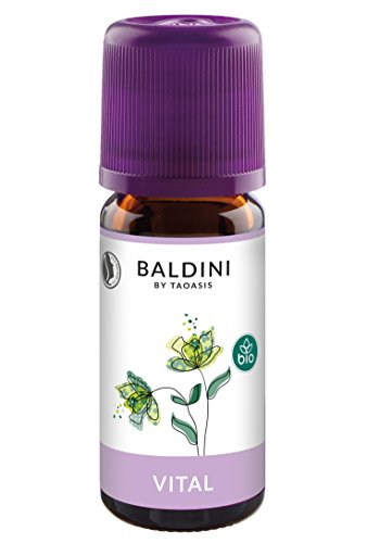 Baldini Vital Bio-Raumduft, 10 ml, 1er Pack (1 x 10 ml)