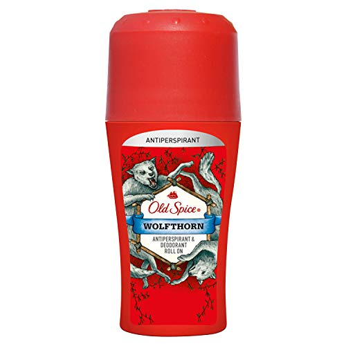 Old Spice Wolfthorn Antitranspirant und Deodorant Roll-On