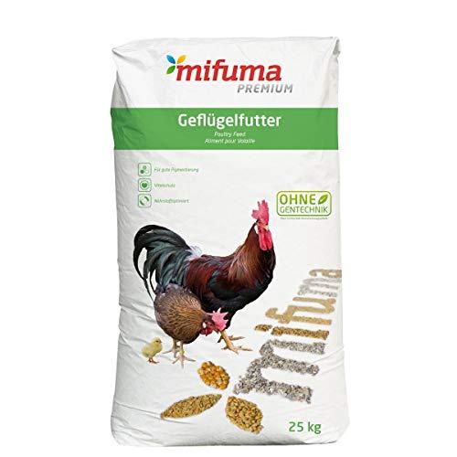mifuma Kükenaufzuchtfutter Premium Pellets 25 kg