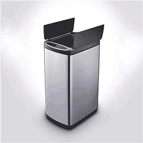 Bote de basura inteligente Inicio Trash Smart PUEDE LA PUEBLA DE INDUCCIÓN AUTOMÁTICA PUEDE CON LA TAPA USB PUBLICACIÓN DE LA PUBLICACIÓN DE LA PUBLICACIÓN DE LA PUBLICACIÓN DE LA TAPA USB PUESTADA PO