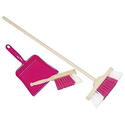 Toys Pure Kids Sweeper/Dustpan & Broom Playset
