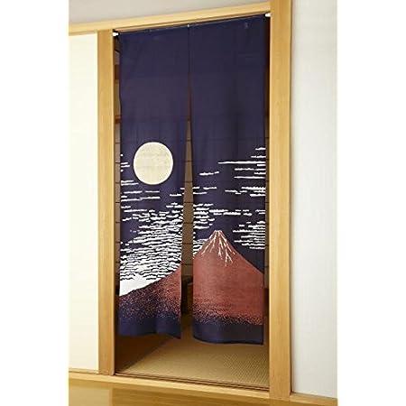 Akafuji Noren Curtain Tapestry Long Type Home Kitchen