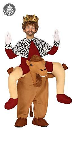 Guirca Rey Montando Camello para niño