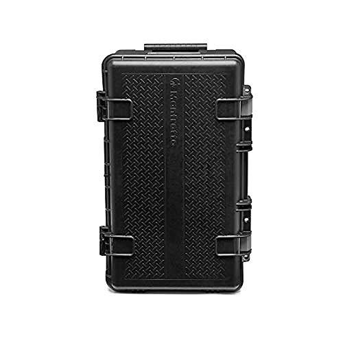 Manfrotto Pro Light Reloader Tough H-55 Hartschalenkoffer für DSLR, CSC, Reflex Kameras, bietet Platz für bis zu 2 Kameragehäuse und 4 Objektive, für professionelle Fotografen und Videografen