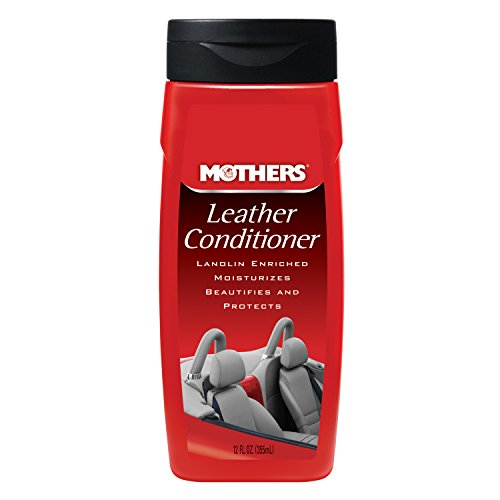 Mothers 06312-6 Leather Conditioner - 12 oz, (Pack of 6)