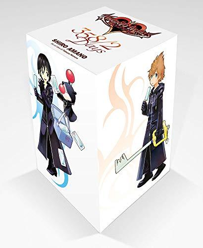 Kingdom Hearts 358/2 Days Cofanetto N° 1 - Panini Comics - ITALIANO #MYCOMICS
