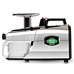 Tribest GSE-5050 Greenstar Elite, Cold Press Complete Masticating Slow Juicer