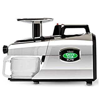 Tribest Greenstar Elite Cold Press Complete Masticating Juicer