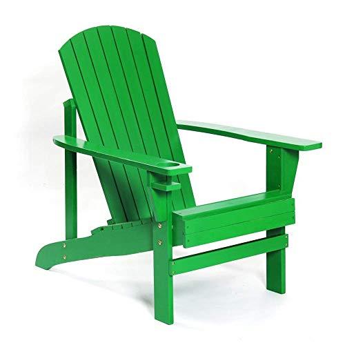 sedia da campeggio, Patio salotto Sedie Lounge Chair, Outdoor Wood Wood Frog Chair Sedia Piscina Beach Lounger Hotel Balcone Poltrona per il tempo libero portatile con supporto tazza 947088cm Sedie da